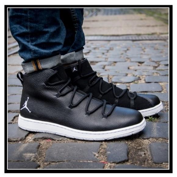 release date e2696 9f871 NEW - Nike Air Jordan Galaxy. Black White